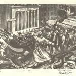 """""""1939 A.D. [Jesus on Wall Street]."""""""