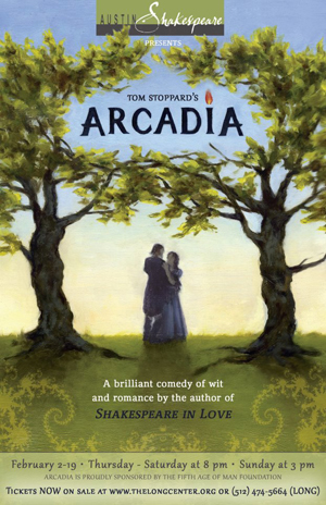 "Tom Stoppard's ""Arcadia"" opens this week in Austin"