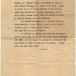 "Seller's description of the manuscript of Charlotte Brontë's ""The Green Dwarf."""