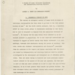 """Birth Control in the Courts"" document written by Morris Ernst."