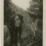 "Doyle wrote ""The Coming of the Fairies"" (1922) in defense of the Cottingley fairy photographs, which he believed to be genuine. Arthur Conan Doyle photography collection."