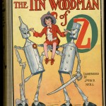 ">""The Tin Woodman of Oz"" by L. Frank Baum. Chicago: Reilly & Lee, 1918."