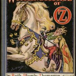 """The Wishing Horse of Oz"" by Ruth Plumly Thompson. 1935."