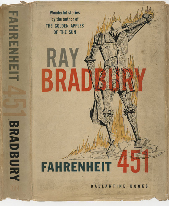 Letters in Knopf archive show challenges Ray Bradbury faced early in his career