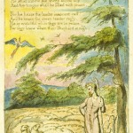 """The Shepard"" from William Blake's ""Songs of Innocence"" (1794)."