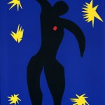 "Cover of HenriMatisse's ""Jazz"" (1947)."