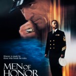 """Men of Honor"" promotional poster from the Robert De Niro collection."