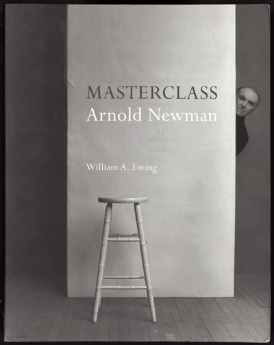 "New book ""Masterclass: Arnold Newman"" is released today"