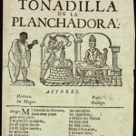 Dated 1775, this is the earliest illustrated suelta in the collection.