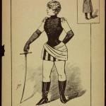 """From the 1888 play, """"Nina."""""""