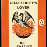 """Lady Chatterley's Lover"" by D. H. Lawrence. 1960. Perhaps the most controversial paperback ever published by Penguin Books was the unexpurgated version of ""Lady Chatterley's Lover"" in 1960. Allen Lane and his company were tried by the government under the British Obscene Publications Act of 1959, and were forced to prove the ""literary merit"" of a book that featured frank sexual content and a copious amount of expletives. Lane and Penguin won the highly publicized trial, and the following year Lane dedicated a second paperback edition of the novel to the jurors who decided the case in his favor. The D. H. Lawrence collection at the Ransom Center contains correspondence related to the obscenity trial centered on ""Lady Chatterley's Lover,"" as well as four drafts of the novel itself."