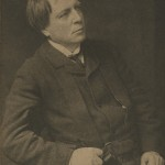 Portrait of Arthur Machen.