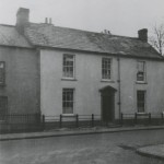 Photograph of Arthur Machen's birthplace.