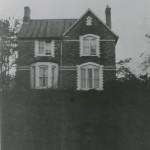 Photograph of Arthur Mahen's residence.