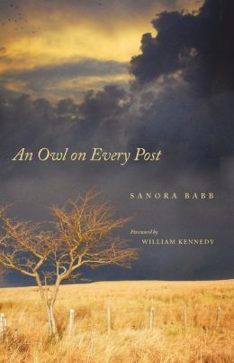 "Cover of Sanora Babb's ""An Owl on Every Post."""