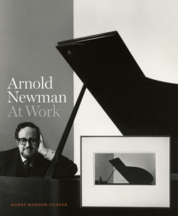 "Cover of ""Arnold Newman: At Work"" by Roy Flukinger."