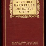 """Mark Twain's tale is, in a way, a Holmes novel turned inside out: rather than a melodramatic flashback to America explaining the motivations for the mystery story (as in """"A Study in Scarlet"""" and """"The Valley of Fear""""), Twain embeds his Holmes pastiche in a larger revenge narrative."""