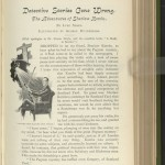 "One of the very first Holmes parodies, ""The Adventures of Sherlaw Kombs,"" appeared in the May 1892 issue of ""The Idler."" Author ""Luke Sharp"" was actually Robert Barr, who co-founded ""The Idler"" with Jerome K. Jerome and was a friend of Arthur Conan Doyle."