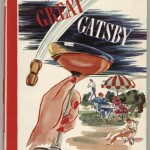 """""""The Great Gatsby"""" (New York: Bantam, 1945). This mass-market paperback cover emphasizing the high life of the Twenties."""