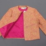 Jacket from Carson McCullers personal effects collection. Photo by Jenn Shapland.