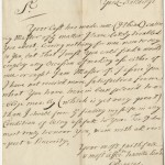 Letter from Samuel Pepys to Sir Isaac Newton, thanking him for responding to inquiries about the hazards at dice, 1693 December 26.