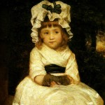 Penelope Boothby, aged 4, by Sir Joshua Reynolds