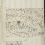 Enclosed letter from John Evelyn to Samuel Pepys, from 1685.