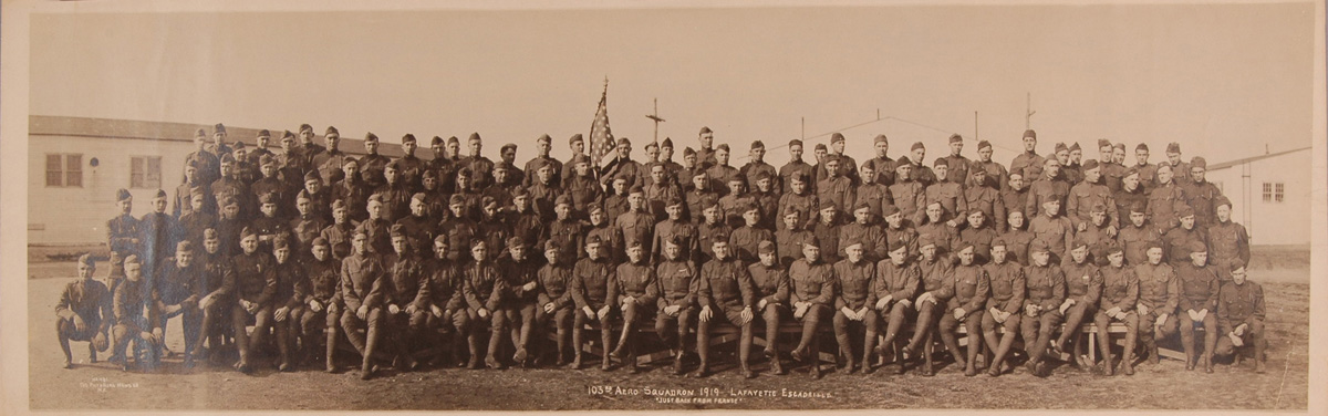 Before and After: World War I–era panoramic photo undergoes conservation before exhibition