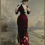 Napoleon Sarony. Portrait of Alice Lingard, undated (late nineteenth century).