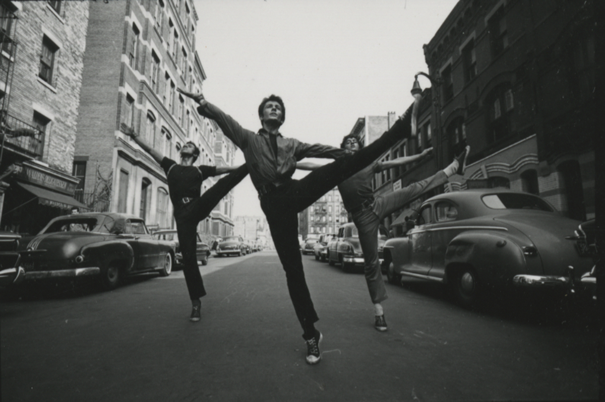 "From the Outside In: Film still from ""West Side Story,"" 1961"
