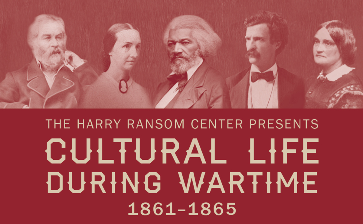 Fall symposium to explore American cultural life during Civil War