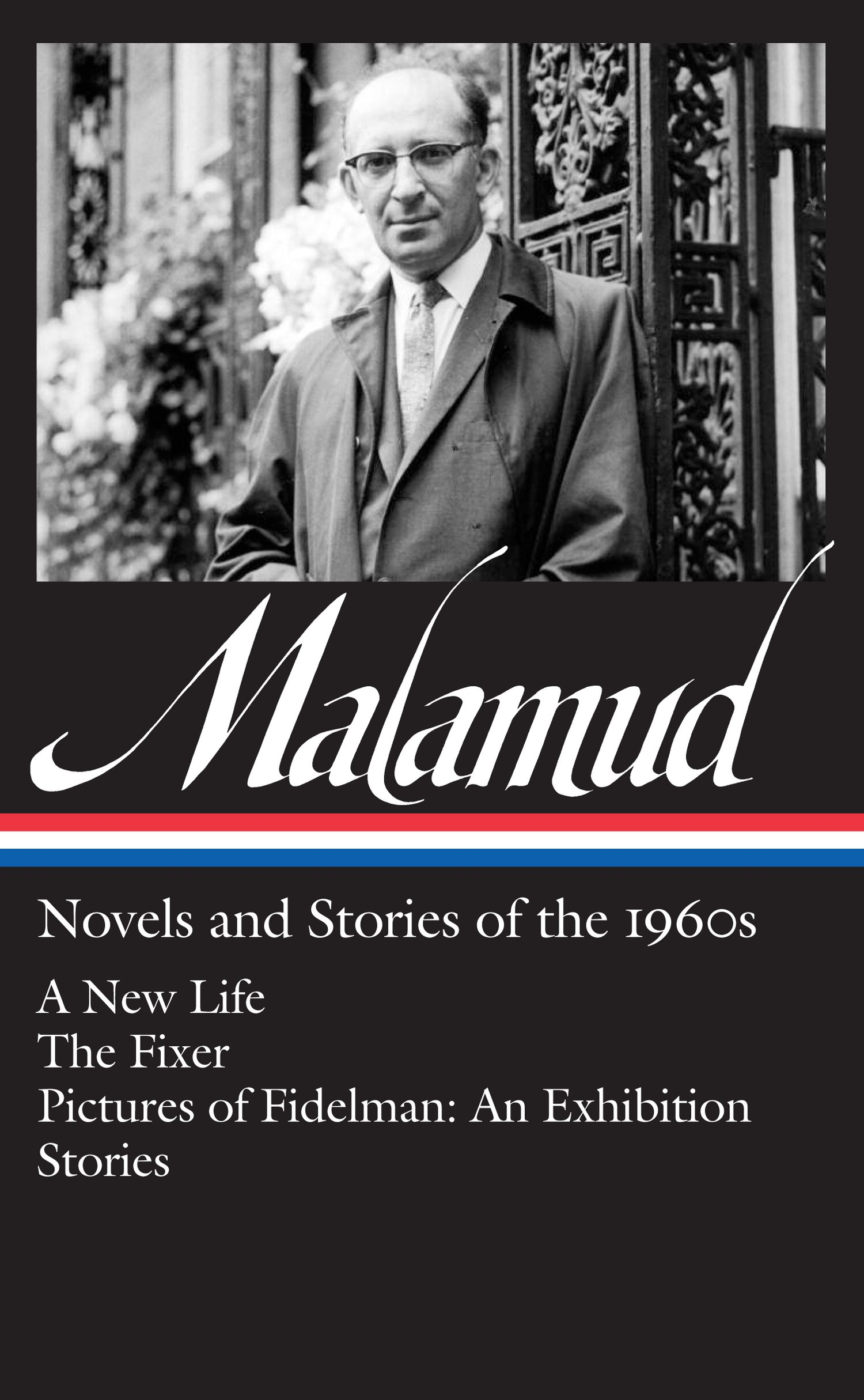 "Cover of ""Malamud: Novels and Stories of the 1960s."""