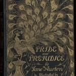 "Evelyn Waugh's copy of Jane Austen's ""Pride and Prejudice"" (London, 1894)."