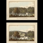 """Humphry Repton's """"Observations on the Theory and Practice of Landscape Gardening"""" (London, 1803)."""