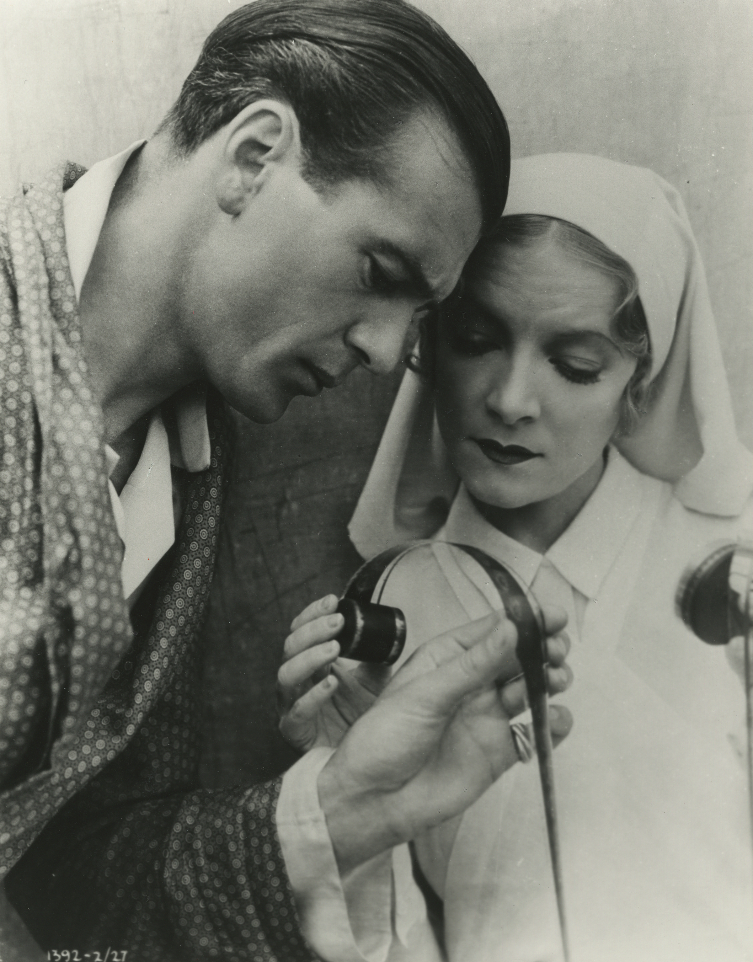 "Film still from ""A Farewell to Arms"" (1932)."