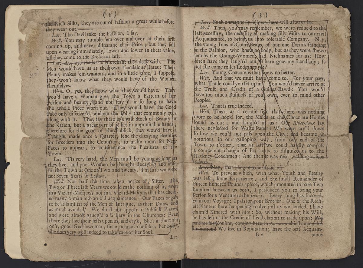 Fellows Find: Determining audience taste in eighteenth-century English theater