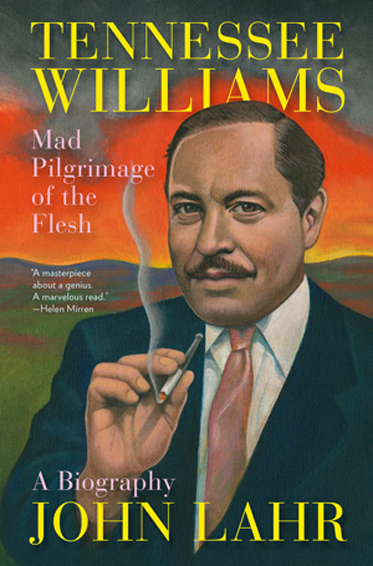 "Cover of John Lahr's ""Tennessee Williams: Mad Pilgrimage of the Flesh."""