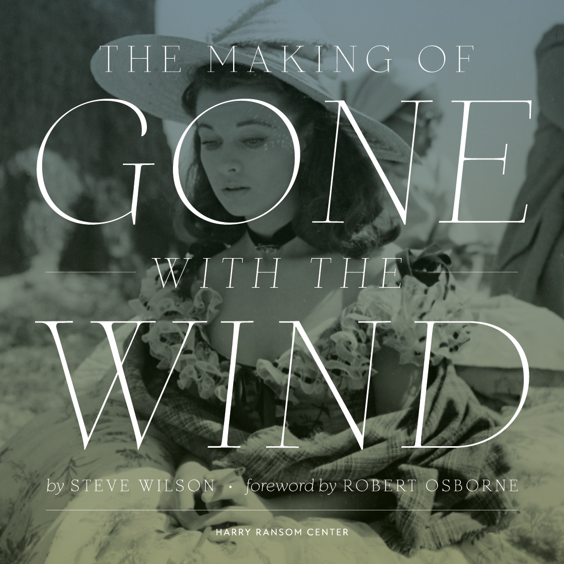 "Cover of ""The Making of Gone With The Wind."""