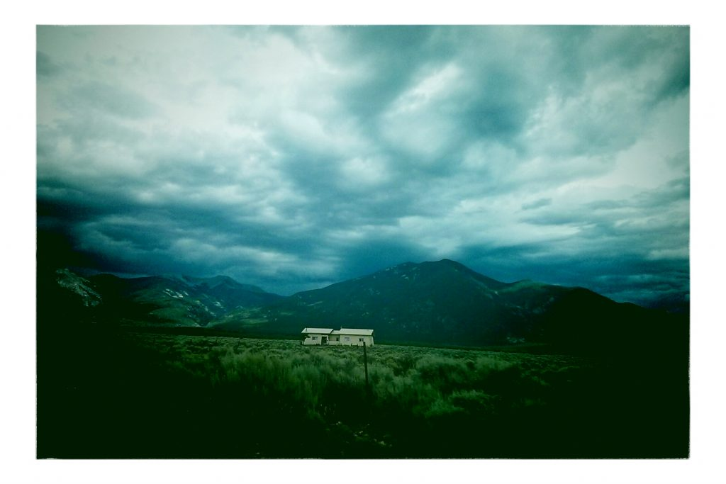 Taos, New Mexico. July 2014. Photo by Daniel Zmud.