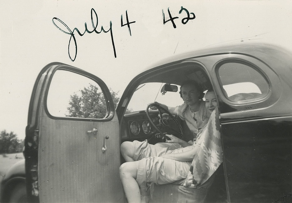 Austin, Texas. July 4, 1942. Photographer unknown. Courtesy of Daniel Zmud.
