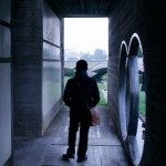 Palacios visited Brion Cemetery (designed by Carlo Scarpa) near Treviso, Italy, while studying abroad in 2007.