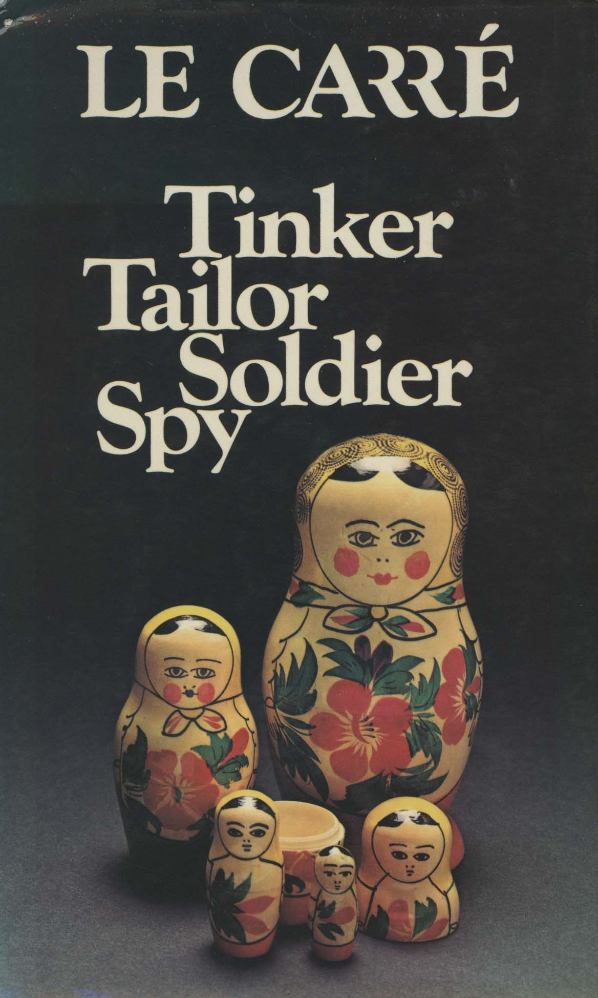 Tinker Tailor Soldier Spy Ebook