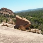 Enchanted Rock State Park. Photo by Diana Diaz.