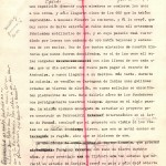 Gabriel García Márquez's first draft of his Nobel Prize acceptance speech.