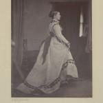 Oscar Gustave Rejlander, The Countess of Tankerville, 1866. Albumen print, 22.3 x 16.3 cm (image). Gernsheim collection.