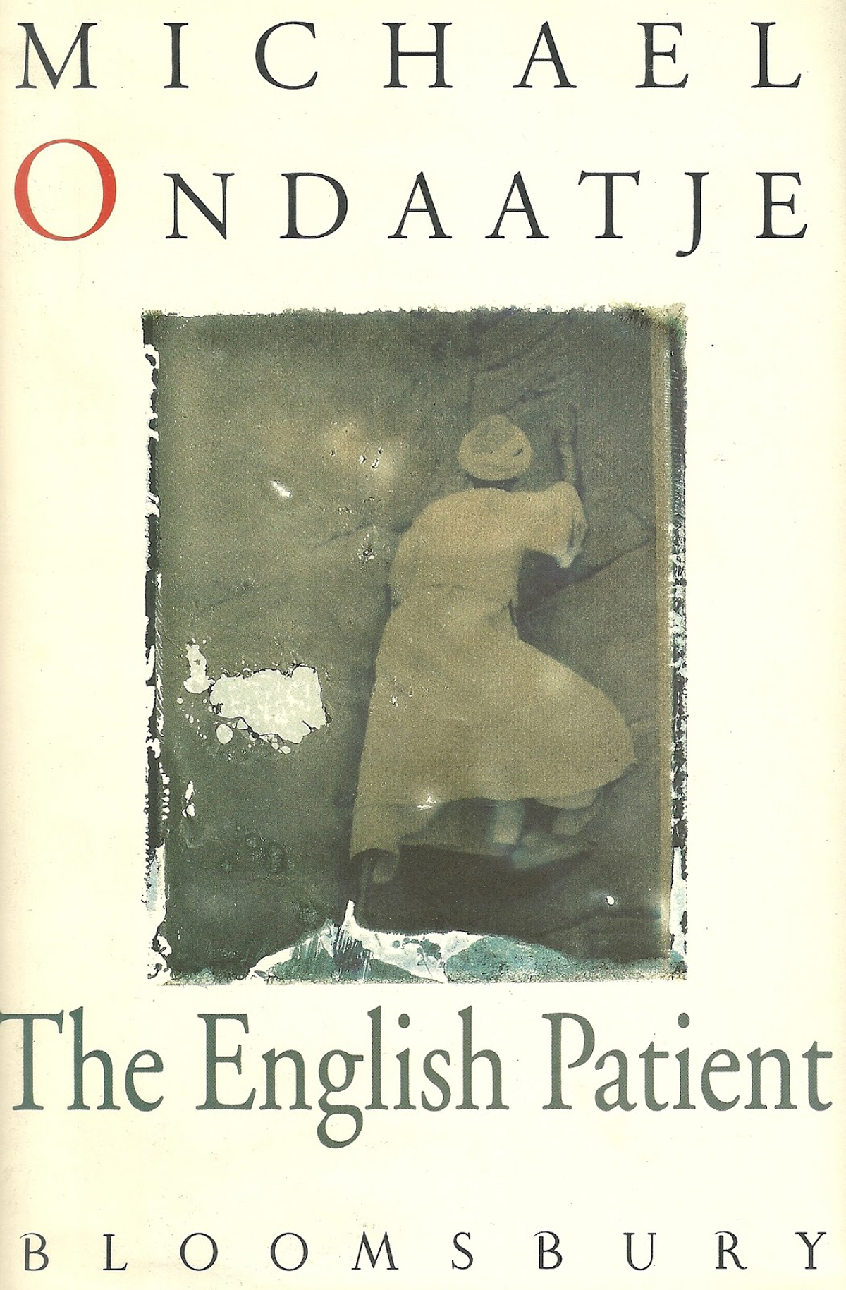 "Michael Ondaatje, author of ""The English Patient,"" discusses work with fellow writer"