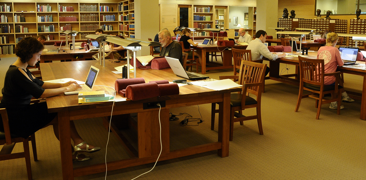 Increased access to collections with new Saturday hours for Reading and Viewing Room
