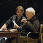 Norman Mailer and his son John Buffalo Mailer Norman Mailer and his son John Buffalo Mailer read from Why Are We At War?