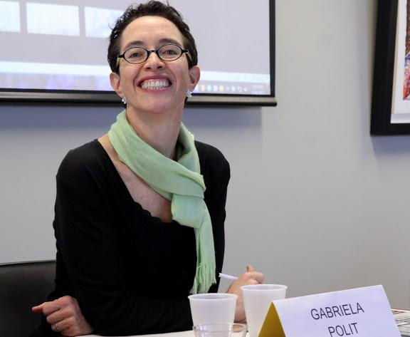 """Gabo the Storyteller"": Q&A with Gabriela Polit"