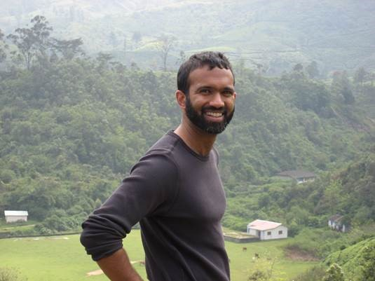 Q & A with poet Srikanth Reddy